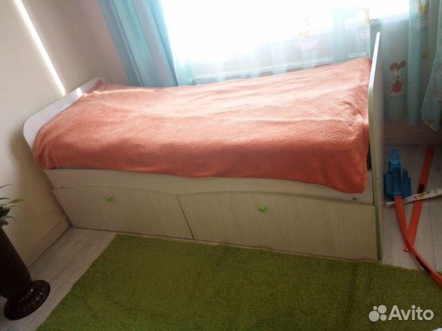 d48d1e9f8ebe6 Продам детскую кровать и ортопедический матрас | Festima.Ru ...