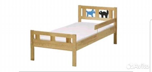 кровать и матрас икеа Festimaru мониторинг объявлений