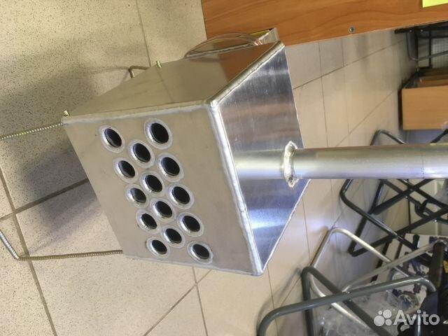Теплообменник для зимней палатки на авито первичный теплообменник на baxi цена
