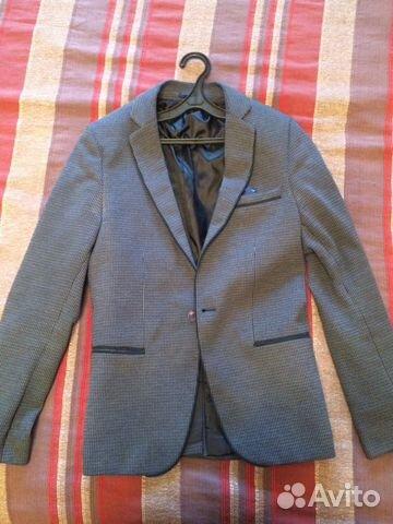 Пиджак с заплатками на локтях   Festima.Ru - Мониторинг объявлений a3cbc6b3551