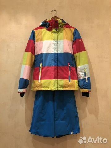 Горнолыжный костюм для девочек roxy купить в Москве на Avito ... dbdfcd8e276