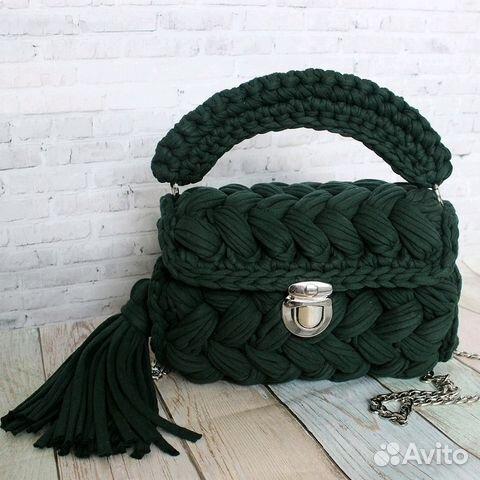 3dbbd2dfa83f Вязаные сумки   Festima.Ru - Мониторинг объявлений