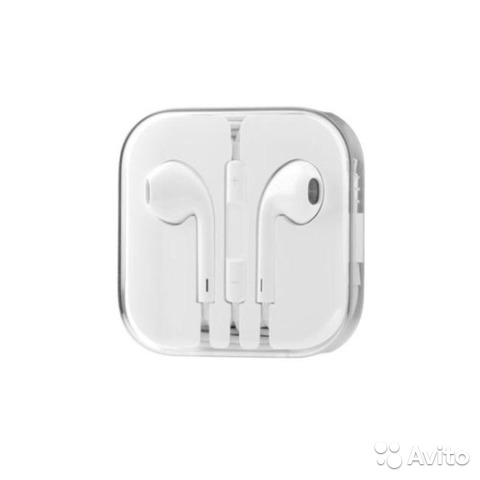 Наушники Apple EarPods original купить в Калининградской области на ... f2c5b012d05a3