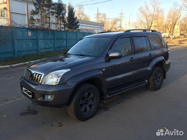 c336a9ad2b16 Toyota Land Cruiser Prado, 2004 купить в Воронежской области на ...
