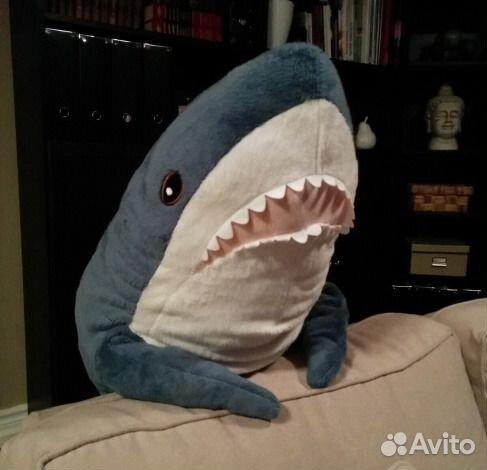 Акула из Икеи Блохэй купить в Республике Татарстан на ...
