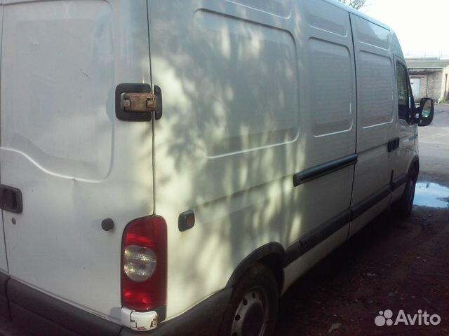 Renault Master, 2008 89818373659 купить 4