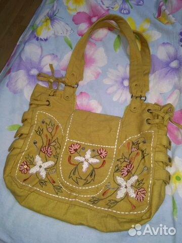 00057334064e Лёгкая стильная летняя сумка купить в Республике Татарстан на Avito ...