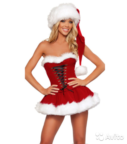 Эротический костюм снегурочки фотосеты женщин