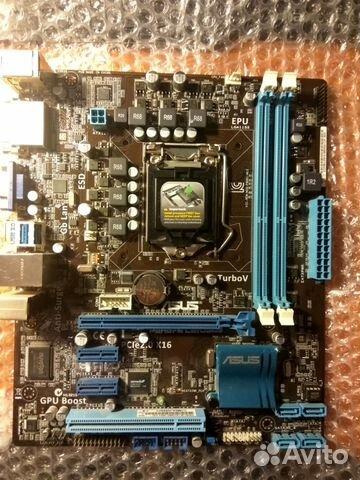 Asus P8H61-M LX 1155 | Festima Ru - Мониторинг объявлений