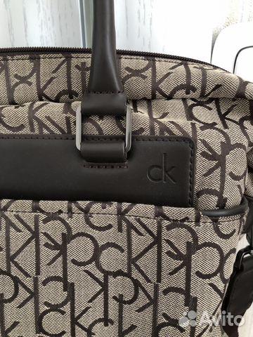 2b247642d4de Сумка мужская Calvin Klein jeans купить в Ростовской области на ...