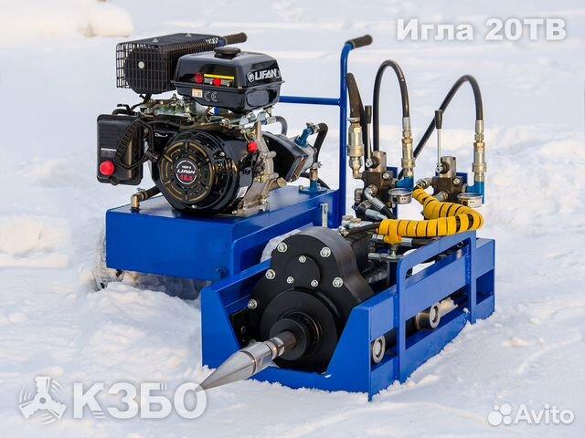 Оборудование для прокола грунта Игла (мини-гнб) 89377774923 купить 2