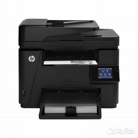 HP LaserJet Pro MFP M225dw б/у 89202223107 купить 1