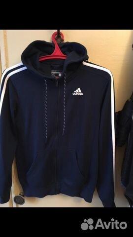 ac9b8978 Спортивный костюм Адидас оригинал размер XS купить в Москве на Avito ...