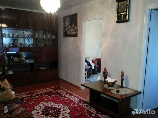 Продается четырехкомнатная квартира за 2 400 000 рублей. Курск, улица Белинского, 1А.