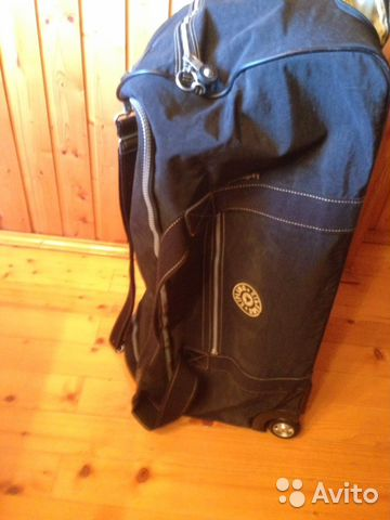 5ba8965417b3 Сумка чемодан на колесиках Kipling anca купить в Москве на Avito ...