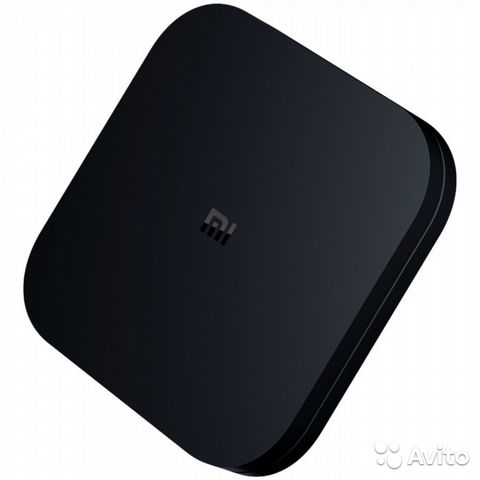 Медиаплеер Xiaomi Mi TV Box 4c (4K HDR), черный