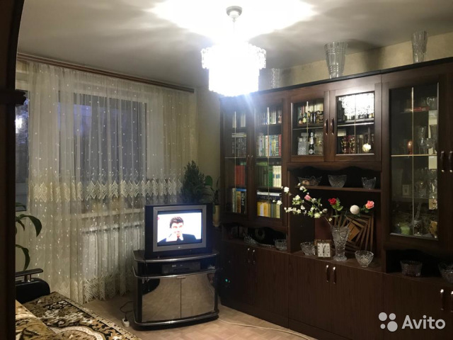 Продается однокомнатная квартира за 1 500 000 рублей. Орёл, улица Игнатова, 43.