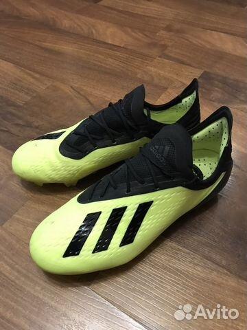 23019341 Adidas X Бутсы | Festima.Ru - Мониторинг объявлений