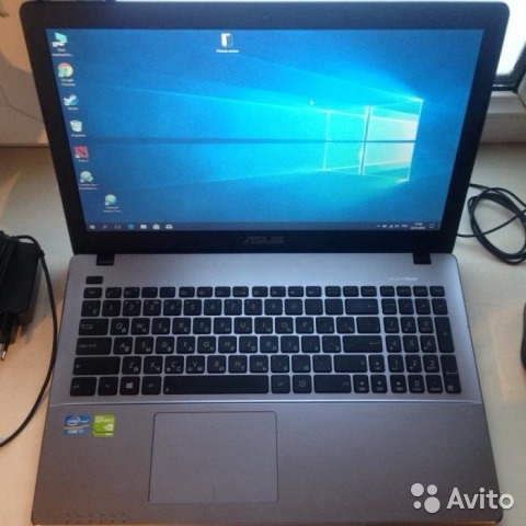 Asus Core i3 + GeForce 2Gb, с коробкой
