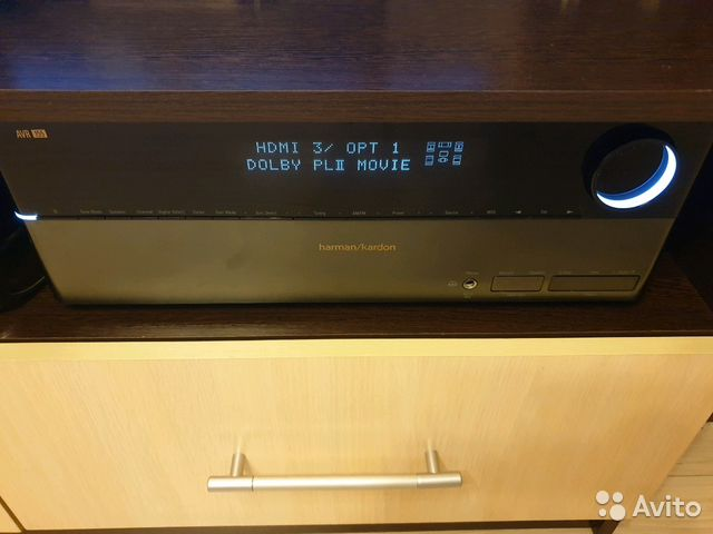 Ресивер Harman Kardon AVR 155