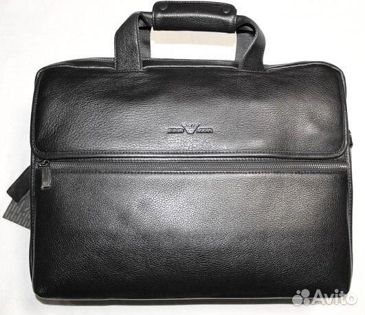 f301fff07c57 Мужская кожаная сумка портфель GA lux new купить в Москве на Avito ...