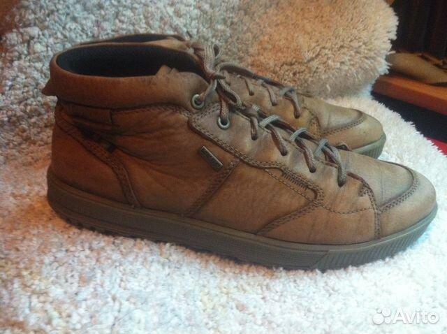 2d7860f22 Осенние ботинки ecco купить в Самарской области на Avito ...