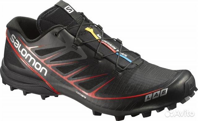 Кроссовки для кросса/трейла Salomon S-Lab Speed 89138260918 купить 1