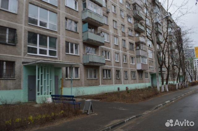 Продается трехкомнатная квартира за 5 500 000 рублей. Московская обл, г Балашиха, ул Пионерская, д 1.