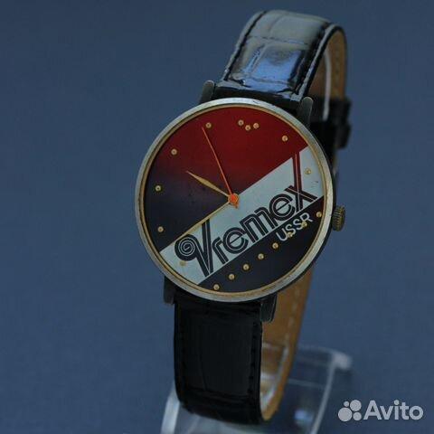 586b6ef7 Vremex механические часы Заря СССР в купить в Москве на Avito ...