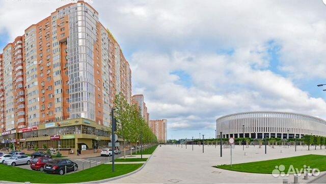 Продается двухкомнатная квартира за 4 450 000 рублей. г Краснодар, ул Восточно-Кругликовская.