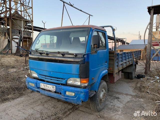 b669df54eca6a Грузовик Yuejin 1080 2007г купить в Санкт-Петербурге на Avito ...