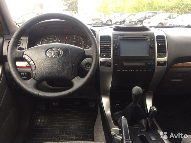 Купить Toyota Land Cruiser пробег 192 000.00 км 2007 год выпуска