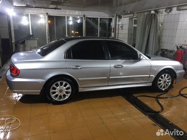 Купить Hyundai Sonata пробег 150 000.00 км 2004 год выпуска