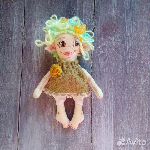 Кукла Эльфочка интерьерная 89617020393 купить 1