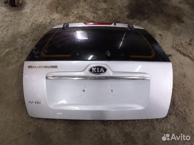 89226688886 Дверь багажника (Kia Sportage)