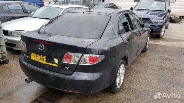 89530003204 В разборе Mazda 6 GG LF 2.0 МКПП 2007 год
