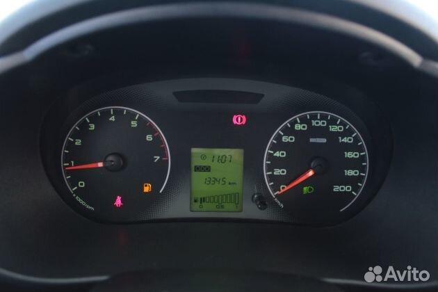 Купить ВАЗ (LADA) Гранта пробег 13 100.00 км 2015 год выпуска