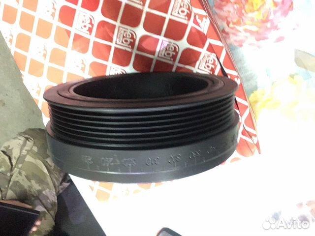 Шкив коленвала двигатель М112 Мерседес w163, w202 89888327932 купить 2