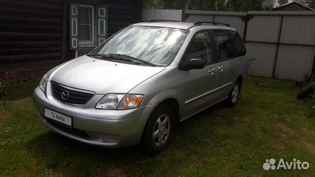 Mazda MPV, 2001 купить 1