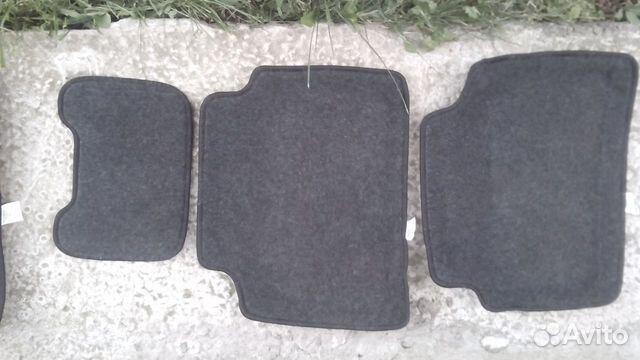 Тканевые 3D коврики Solaris, Rio 2017-2019 89206250857 купить 3