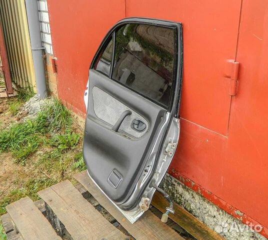 Дверь задняя левая Mitsubishi Galant 7 89208994545 купить 5