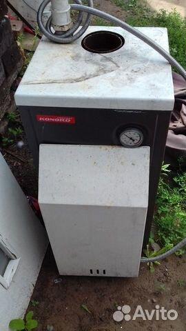 неисправности газового котла конорд