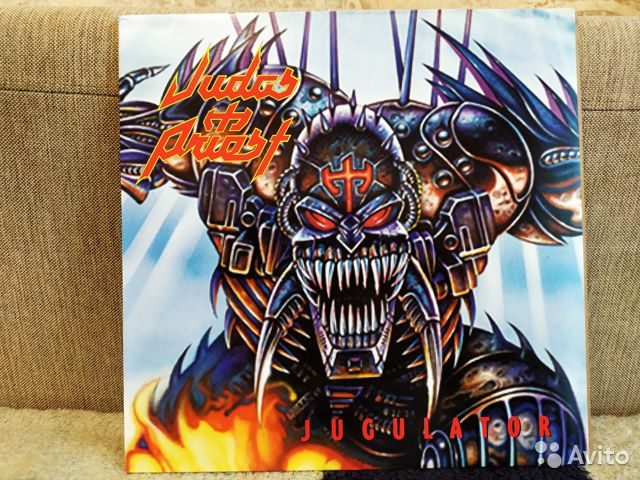 Judas Priest Jugulator 1997  89134774300 купить 1