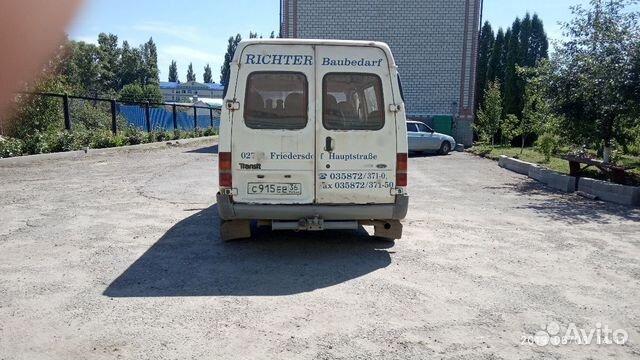 Ford Transit, 1994 89205153596 купить 4