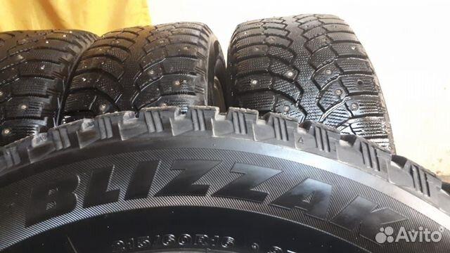 Резина Bridgestone R16 215/60 89022455425 купить 4