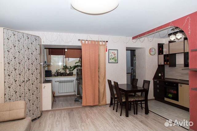 3-к квартира, 61 м², 2/6 эт. 89587436783 купить 9