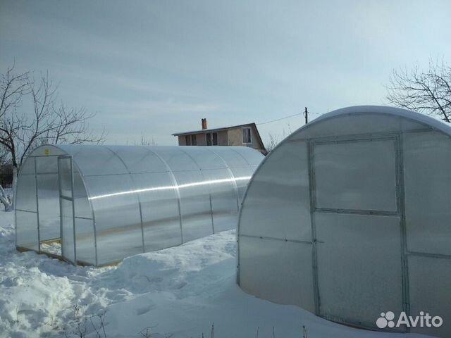 теплицы из поликарбоната в коркино челябинской области