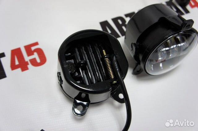 Фары противотуманные LED 40W Газель Газель Бизнес 89091779933 купить 3