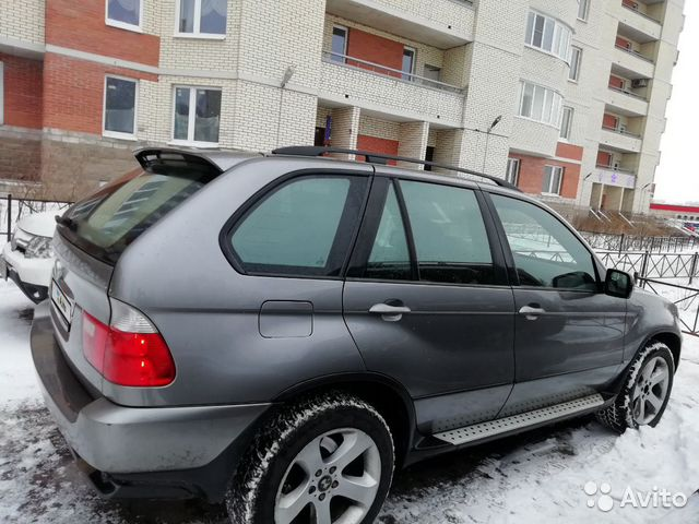BMW X5, 2004 89584199425 купить 2