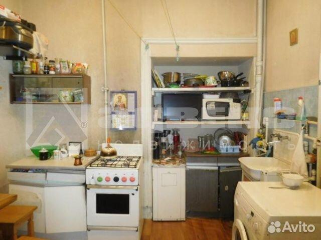 Комната 38.5 м² в 4-к, 2/5 эт. купить 10
